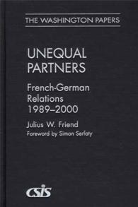 Unequal Partners cover image