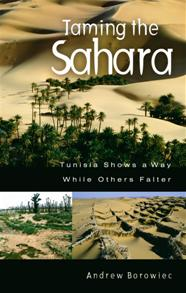 Taming the Sahara cover image