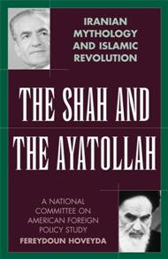 The Shah and the Ayatollah cover image