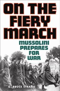 On the Fiery March cover image