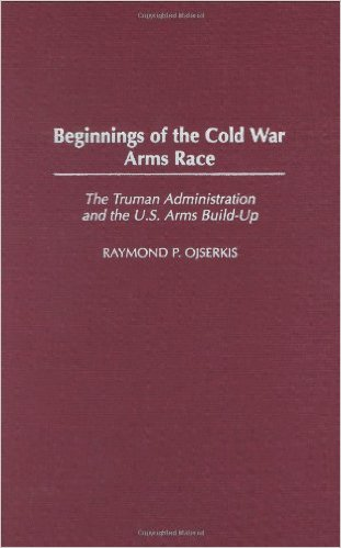 Beginnings of the Cold War Arms Race cover image
