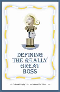 Defining the Really Great Boss cover image