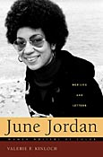 June Jordan cover image