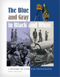 The Blue and Gray in Black and White cover image