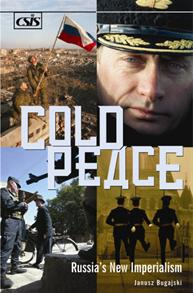 Cold Peace cover image