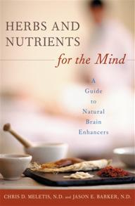 Herbs and Nutrients for the Mind cover image
