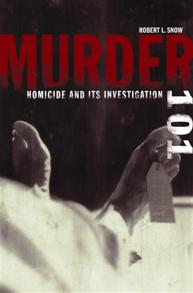 Murder 101 cover image