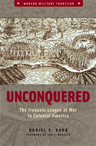 Unconquered cover image