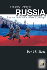 A Military History of Russia cover image