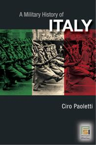 A Military History of Italy cover image