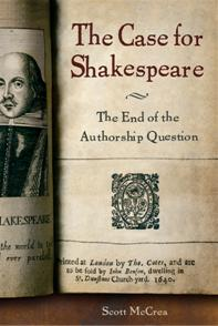 The Case for Shakespeare cover image