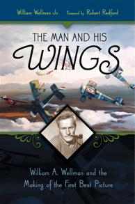 Cover image for The Man and His Wings