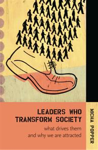 Leaders Who Transform Society: cover image