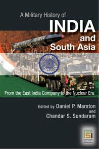 A Military History of India and South Asia cover image
