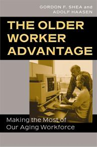 The Older Worker Advantage cover image