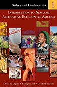 Cover image for Introduction to New and Alternative Religions in America