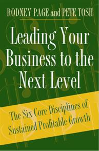 Leading Your Business to the Next Level cover image