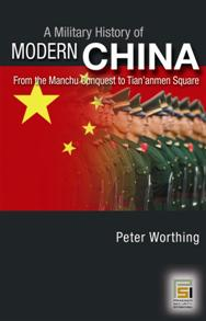 A Military History of Modern China cover image
