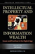 Cover image for Intellectual Property and Information Wealth