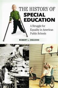 The History of Special Education cover image