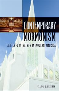 Cover image for Contemporary Mormonism