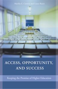 Access, Opportunity, and Success cover image