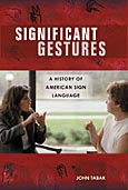 Significant Gestures cover image