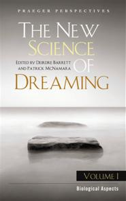 The New Science of Dreaming cover image