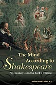 The Mind According to Shakespeare cover image