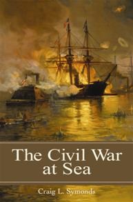 The Civil War at Sea cover image