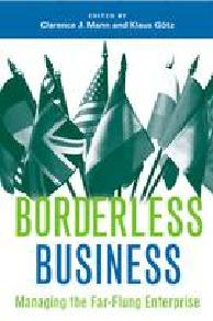 Borderless Business cover image