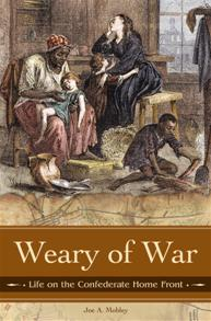 Weary of War cover image
