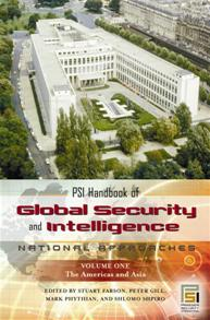 Cover image for PSI Handbook of Global Security and Intelligence