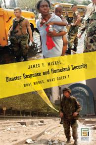Disaster Response and Homeland Security cover image