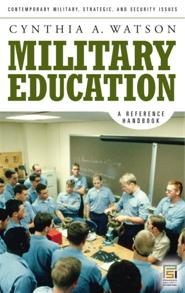 Military Education cover image