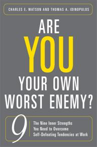 Are You Your Own Worst Enemy? cover image