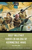 Gulf Military Forces in an Era of Asymmetric Wars cover image