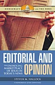 Editorial and Opinion cover image