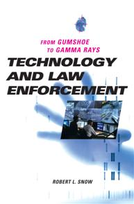 Technology and Law Enforcement cover image