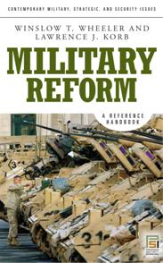 Military Reform cover image