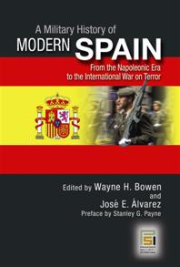 A Military History of Modern Spain cover image