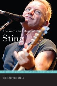 The Words and Music of Sting cover image