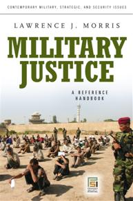 Military Justice cover image