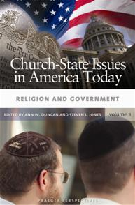 Church-State Issues in America Today cover image
