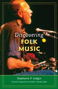 Cover image for Discovering Folk Music