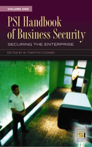PSI Handbook of Business Security cover image