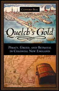 Quelch's Gold cover image