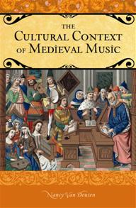 The Cultural Context of Medieval Music cover image