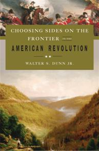 Choosing Sides on the Frontier in the American Revolution cover image