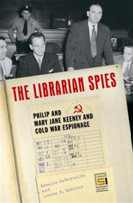 The Librarian Spies cover image